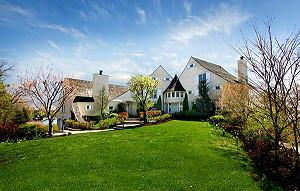 Роскошный особняк в Коннектикуте уйдет с молотка