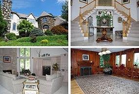 «Реальная домохозяйка» Даниэль Стауб выставила на продажу особняк в Нью-Джерси