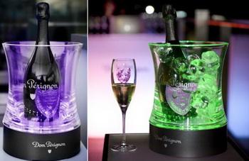 Шампанское Dom Perignon оделось в цвета поп-арта
