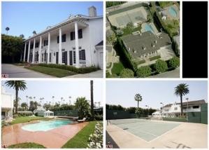 Дональд Трамп продает особняк на Голливудских холмах