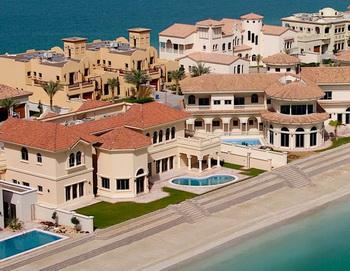 Еще одна мега-вилла в Дубае