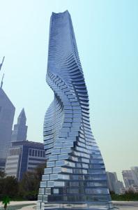 Кризис не помешает строительству уникальных объектов в Дубаи