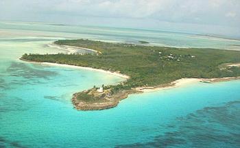 Внимание: в продаже один из Багамских островов