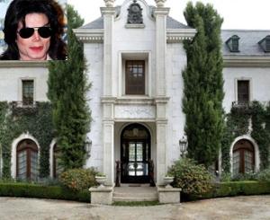 Дом Майкла Джексона со всей обстановкой будет продан с аукциона