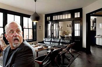 Билли Джоэл купил квартиру на Манхэттене