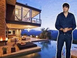 Эштон Катчер купил новый дом в Голливуд Хиллз