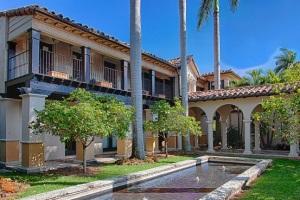 Мэтт Деймон продает дом в Майами