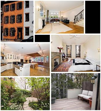 Мила Йовович решила продать свой дом в Нью-Йорке