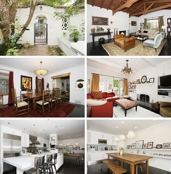 Джулиана Маргулис продает дом в Санта-Моника