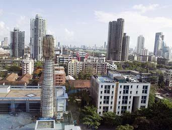 В Мумбаи будет построена самая высокая башня с жилыми помещениями