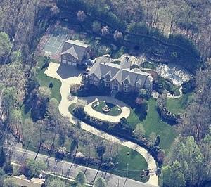 Шон Кобмс продает дом в Нью-Джерси