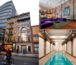 Замечательный таунхаус в Нью-Йорке сдается в аренду