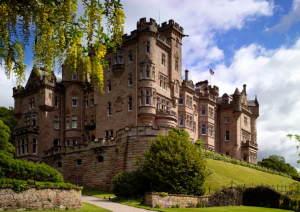 Шотландские замки и особняки не подвержены рецессии