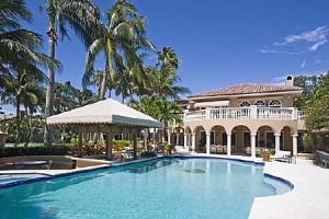 Знаменитый баскетболист Шакил О'Нил продает апартаменты за 25 млн. долларов