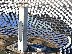 В Испании появилась крупнейшая в мире солнечная электростанция