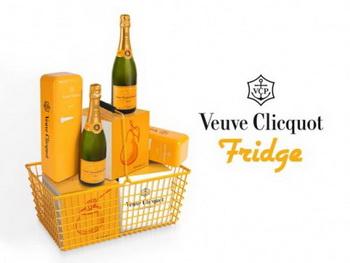 Подарочный набор Veuve Clicquot Fridge
