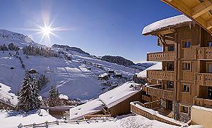 Французский девелопер MGM занимается новым проектом в Альпах
