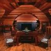 Деревянные интерьеры: простота формы и естественность содержания