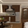 Дизайн и планировка однокомнатной квартиры: гармония стиля и размеров
