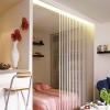 Дизайн однокомнатной квартиры студии: просторное совершенство