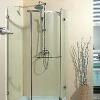 Дизайн ванной комнаты с душевой кабиной: современно и красиво