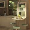 Интерьер кухни с барной стойкой: современная организация пространства