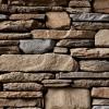 Искусственный декоративный камень в современной архитектуре