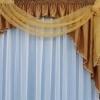 Жесткий ламбрекен - особенности конструкции и варианты применения