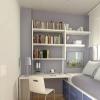 Дизайн маленькой комнаты для подростка: как сделать пространство уютным