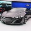 Концепт Acura NSX 2013 года – спортивный дизайн