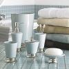 Керамические аксессуары для ванной – стильный дизайн интерьера