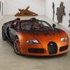 Bugatti Veyron Grand Sport 2012 года Бернара Вене – художественный подход