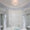 Ванная с плиткой – совершенный дизайн
