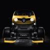 Концепт Renault Twizy RS F1 2013 года – необычная внешность