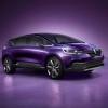 Концепт Renault Initiale Paris 2013 года – замена универсалу Espace