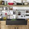 Как хранить посуду на кухне: 10 идеальных решений