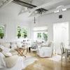Скандинавский стиль в интерьере загородного дома: прекрасный выбор
