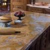 Гранитные столешницы – популярный выбор для кухни