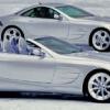 Brabus: новый взгляд на McLaren SLR Roadster