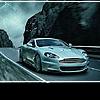 Aston Martin, любимая машина Бонда