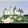 Долина Луары - царство Chateau Gaillard