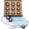 Шоколад как ювелирное изделие от Chocolatines