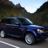 Range Rover Sport образца 2010 года выходит на дороги