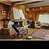 Интерьеры деревянных домов: от классики до дворянского шика