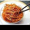 Корейская морковь: оранжевые краски востока