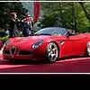 Альфа Ромео (Alfa Romeo) - итальянская элегантность