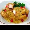 Сациви: ореховый соус и блюдо из птицы