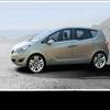 Opel Meriva: компактная молния