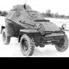 Бронеавтомобили Второй Мировой войны