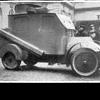 Бронеавтомобили в царской армии